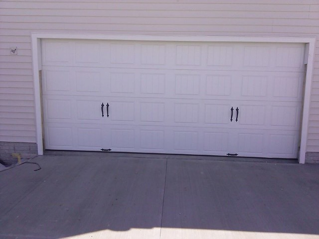 9 / 17. The Above Pictures Are Garage Doors ...